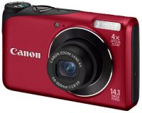 Canon PowerShot A2200 Red